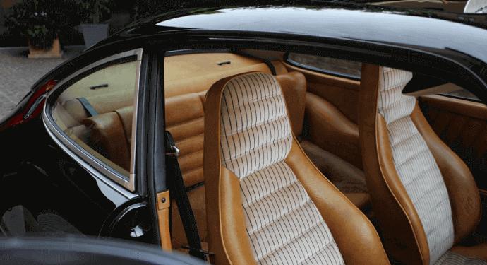 car interior, challenge