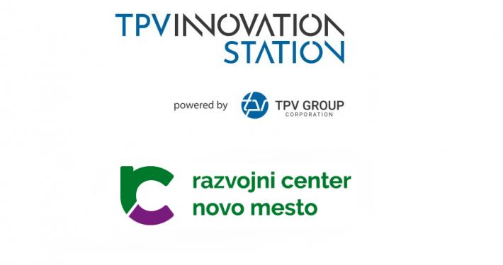 TPV Innovation station in partnership with Development Centre Novo mesto
